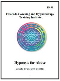 Hypnosis for abuse